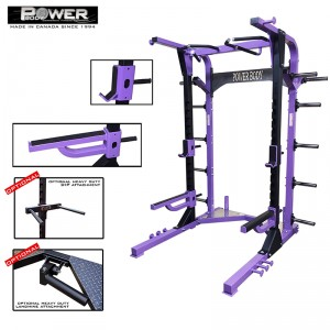 Power Core Elite Half Rack
