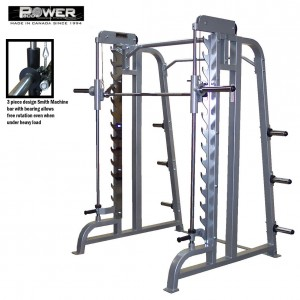 Smith Machine with Counter Balance
