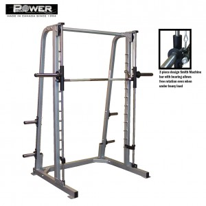 Smith Machine with Counter Balance2