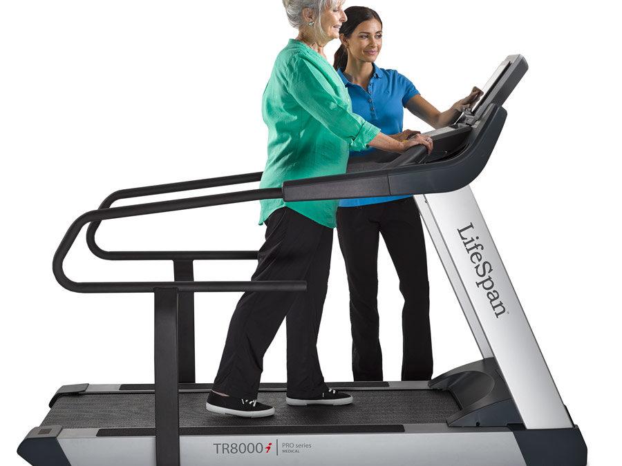 TR8000i Rehabilitation Treadmill