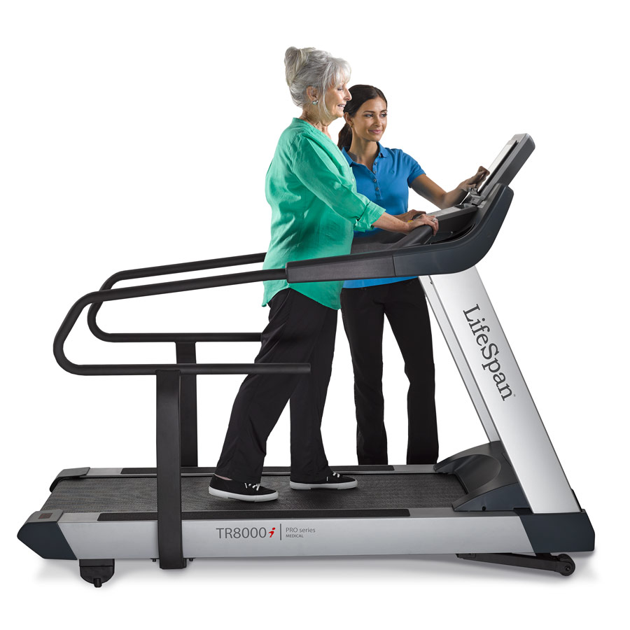 TR8000i Medical Treadmill