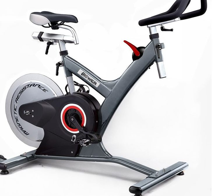 Pro RM-01 Spin Bike with Console
