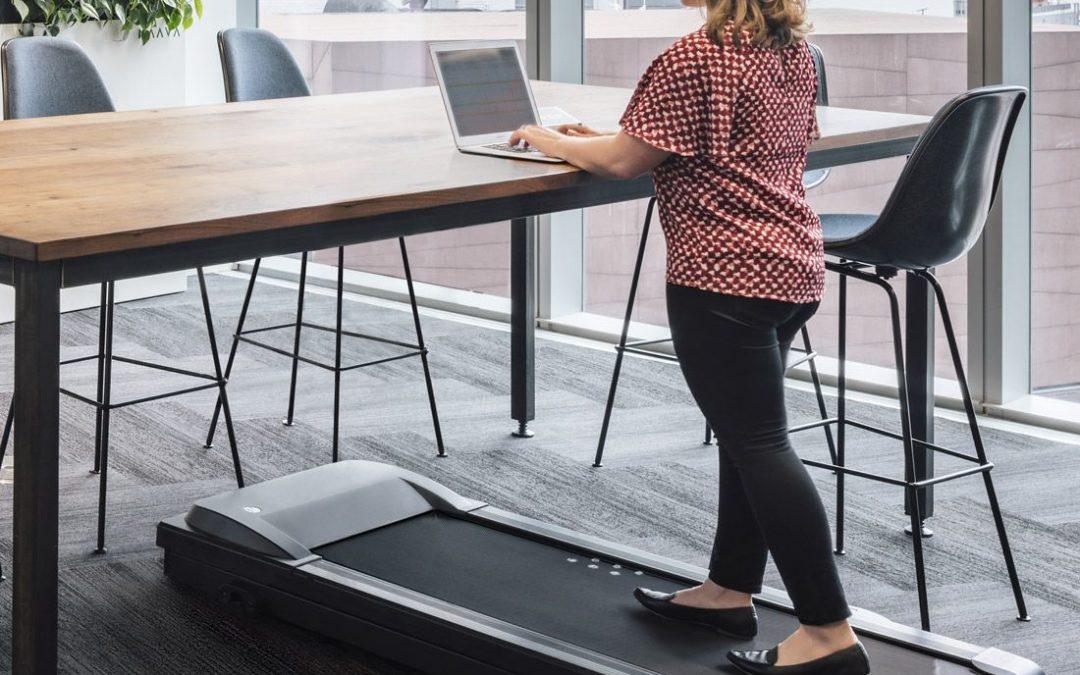 TR5000-DT3 under-desk-treadmill