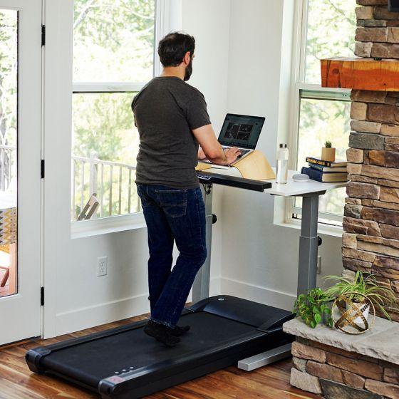 TR5000-DT5S Treadmill Desk